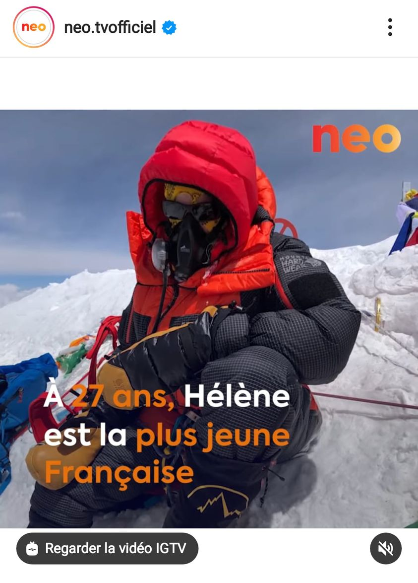 Top of the World: Lyon Internist Goes Up the Everest for Hep B Cure